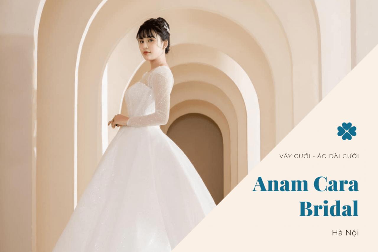 Anam Cara - Váy cưới, Áo dài cưới cao cấp