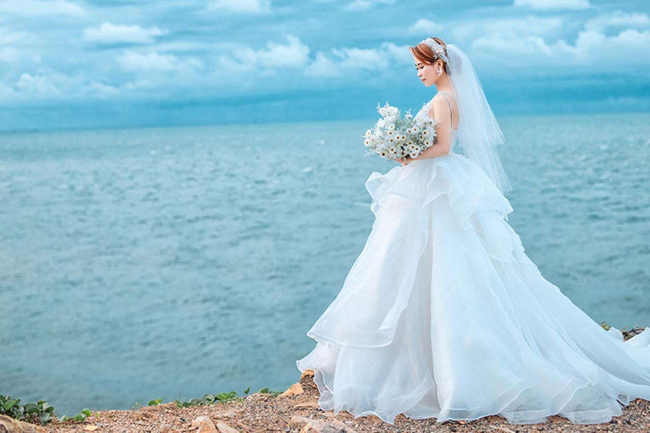 Chụp ảnh cưới ngoại cảnh và những điều cần lưu ý