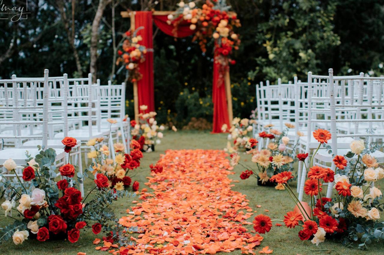 J'may Wedding & Events - Trang trí tiệc cưới chuyên nghiệp