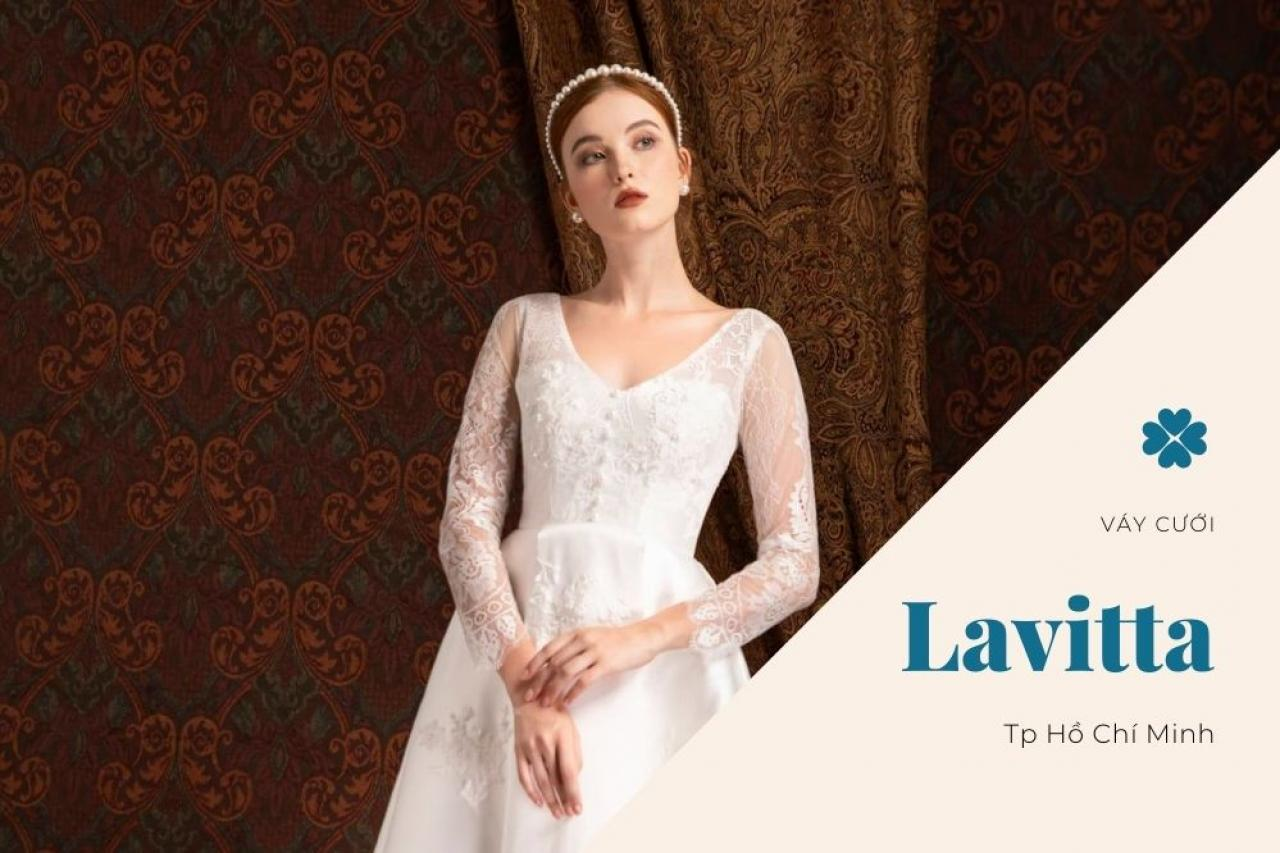 Lavitta - Váy cưới thiết kế dành cho nàng
