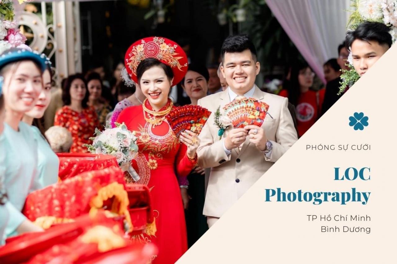 LOC Photography - Phóng Sự Cưới Sài Gòn Bình Dương
