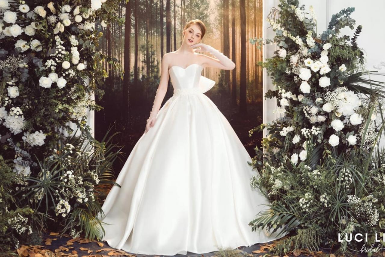 Luci Lily Bridal - Kiến tạo chiếc váy cưới trong mơ