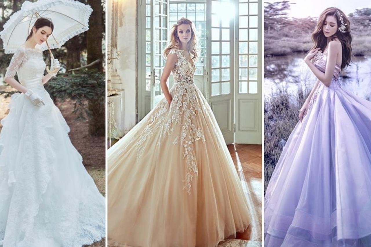 Những lưu ý khi lựa chọn váy cưới cho ngày trọng đại dành cho các nàng