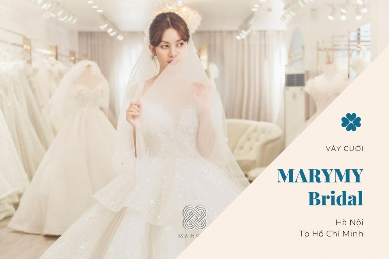 Marymy Bridal - Hiện thực hóa giấc mơ công chúa