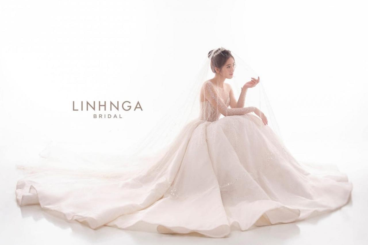 Linh Nga Bridal - Thương hiệu váy cưới thiết kế cao cấp