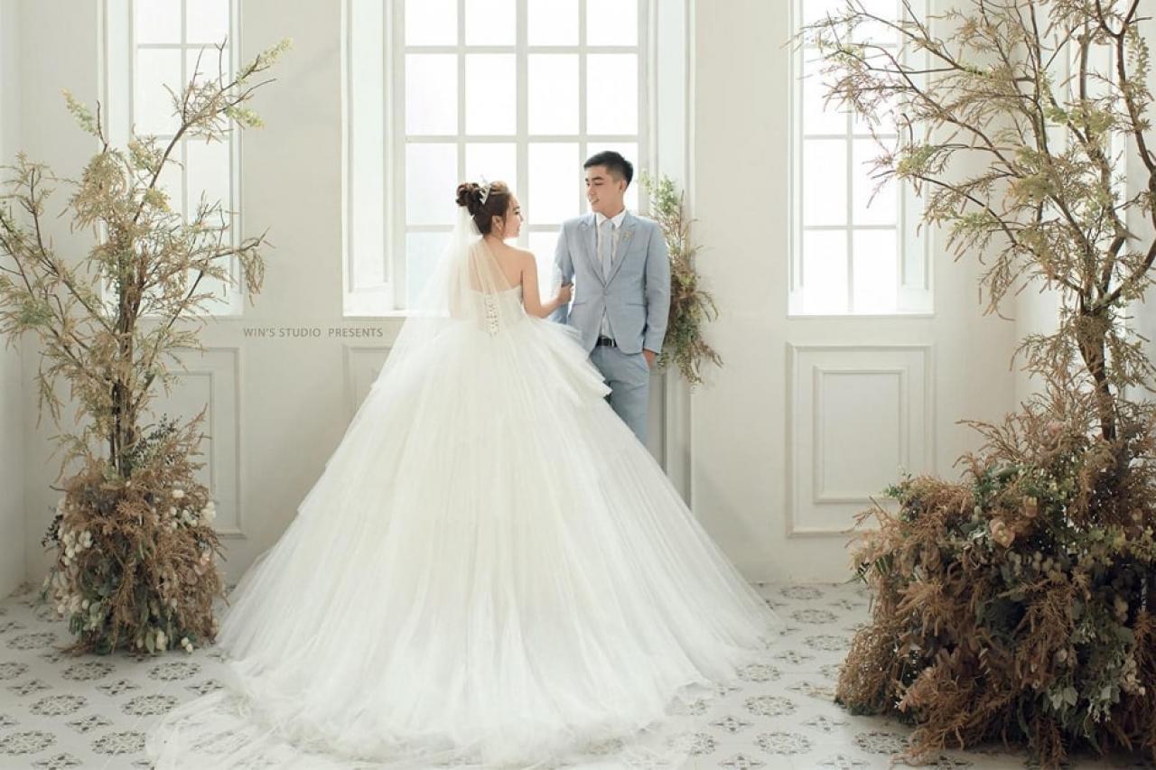 Tổng hợp những xu hướng chụp hình cưới được yêu thích nhất hiện nay